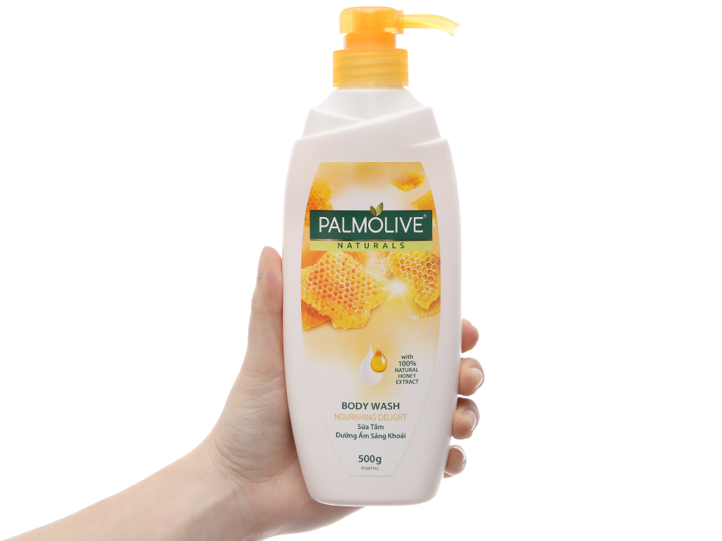 Sữa tắm Palmolive 500g 4