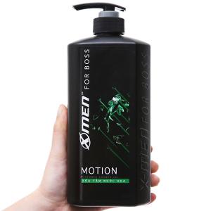 Sữa tắm nước hoa X-Men For Boss Motion 650g