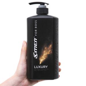Sữa tắm nước hoa X-Men For Boss Luxury 650g