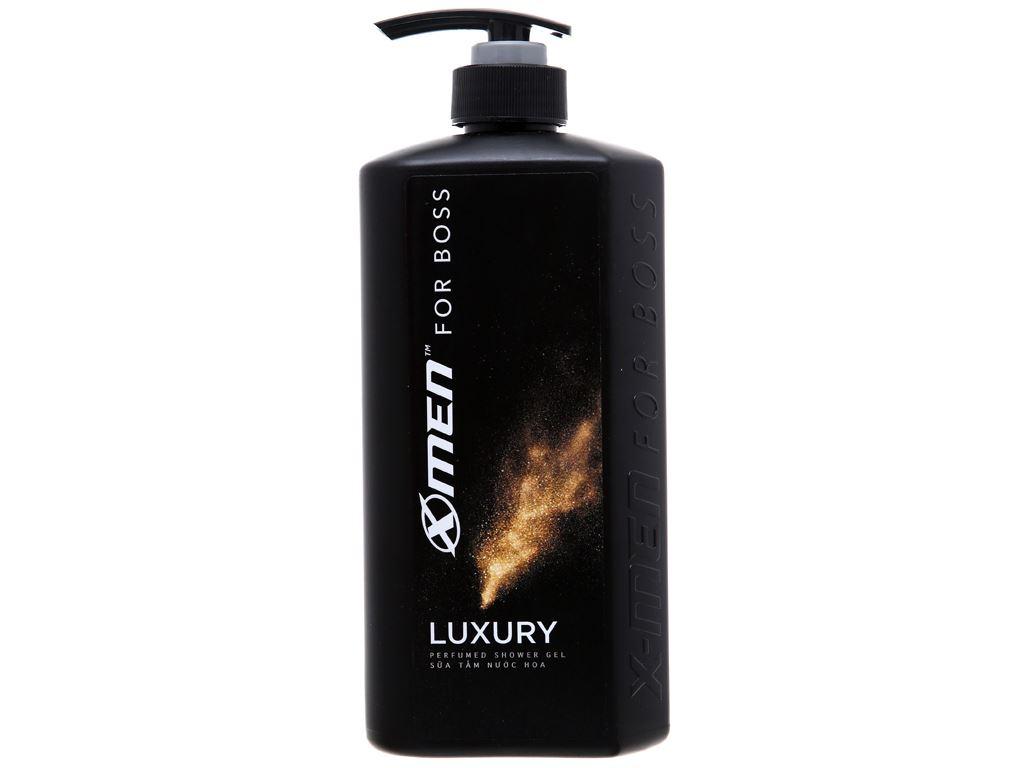 Sữa tắm nước hoa X-Men For Boss Luxury 650g 1