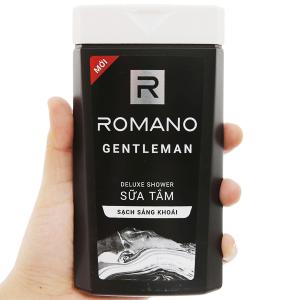 Sữa tắm nước hoa Romano Gentleman 180g