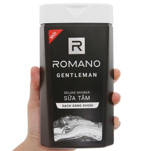 Sữa tắm nước hoa Romano Gentleman 380g