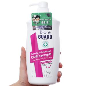 Sữa tắm Bioré sạch mịn thư giãn 800g