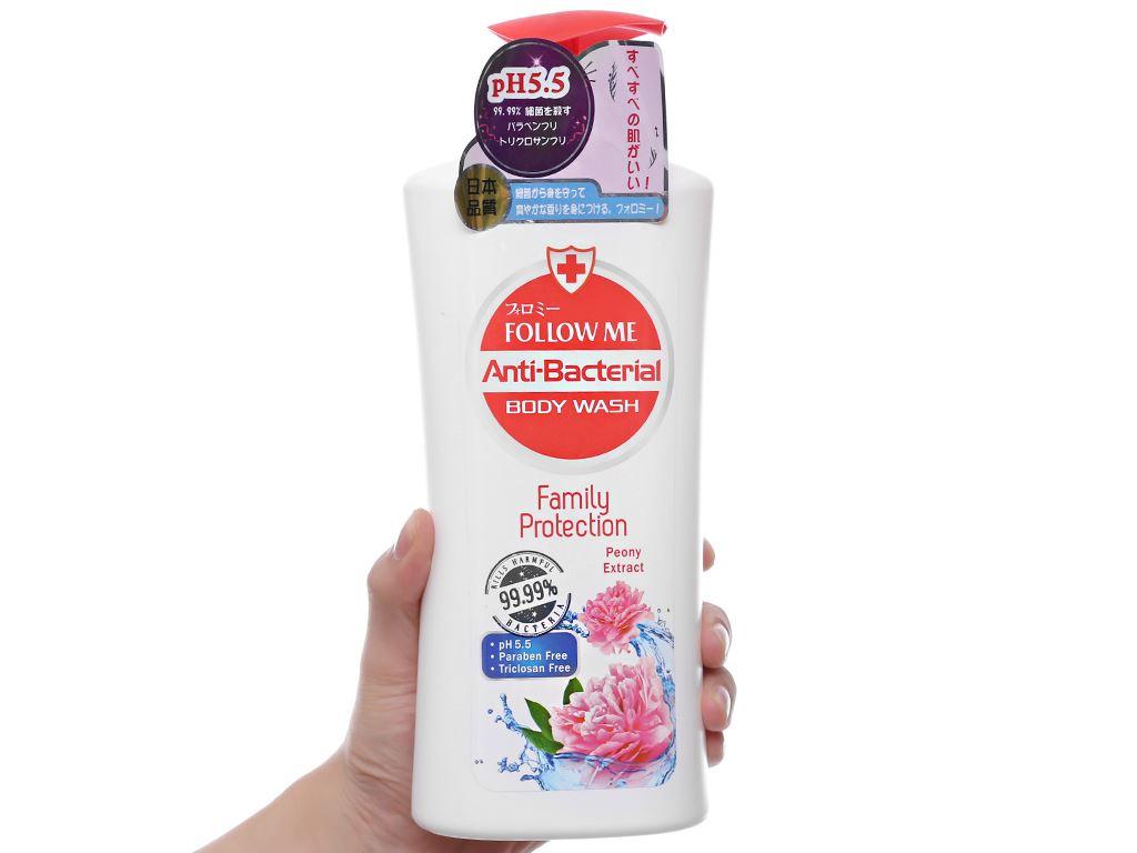 Sữa tắm Follow Me Family Protection dưỡng ẩm bảo vệ gia đình 1 lít 3
