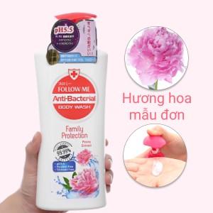 Sữa tắm Follow Me Family Protection dưỡng ẩm bảo vệ gia đình 1 lít