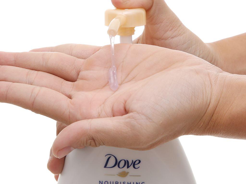 Sữa tắm dưỡng thể Dove tinh chất hương thảo và oải hương 527ml 9