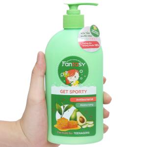 Sữa tắm nước hoa Fantasy Get Sporty 400ml
