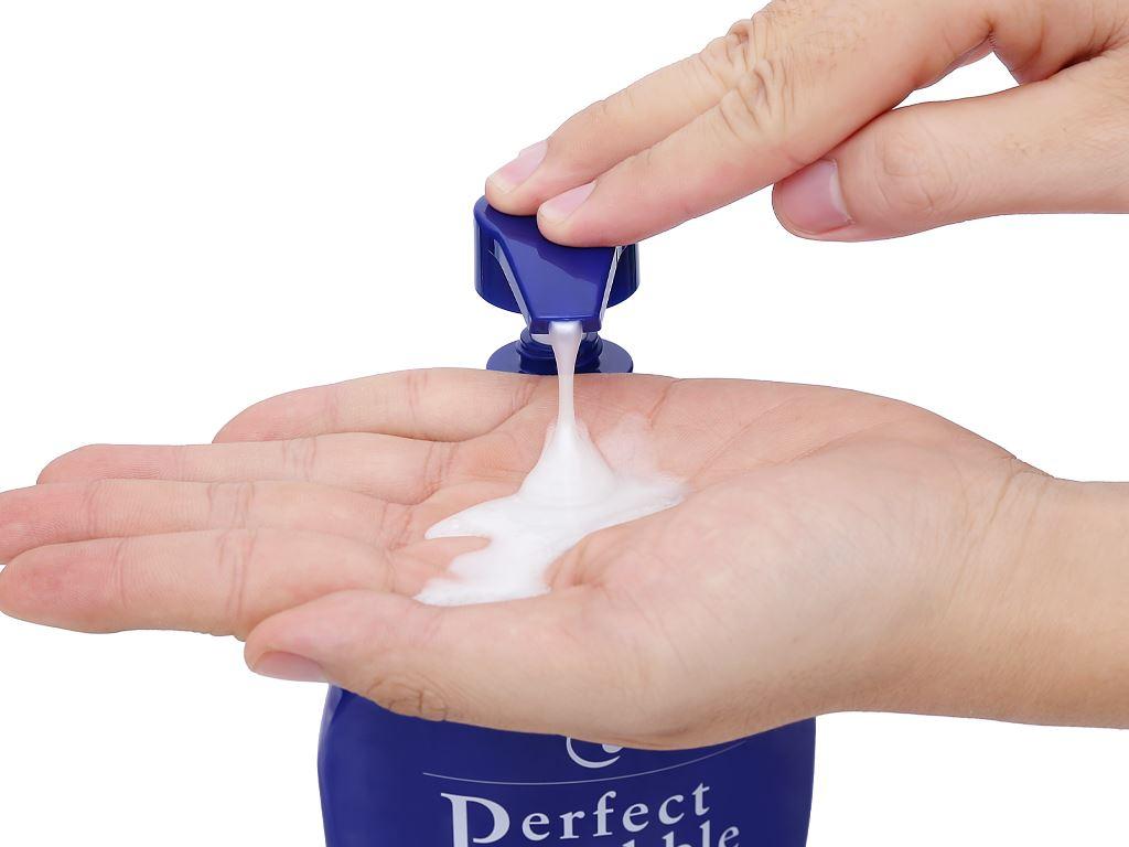 Sữa tắm dưỡng ẩm Shiseido hương linh lan & hoa nhài 500ml 5