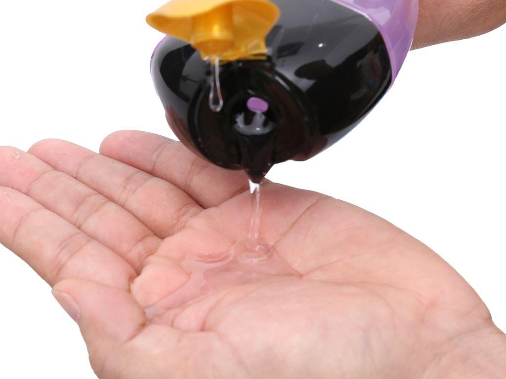 Dầu tắm dưỡng ẩm Palmolive tinh dầu dừa và hương hoa sứ 400ml 5