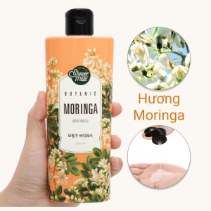 Sữa tắm Shower Mate hương moringa 250ml