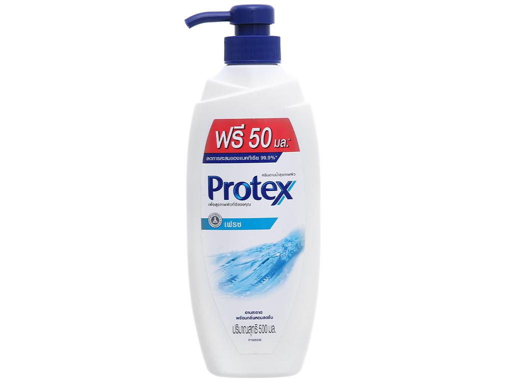 Sữa tắm Protex Fresh sạch sảng khoái 500ml 1