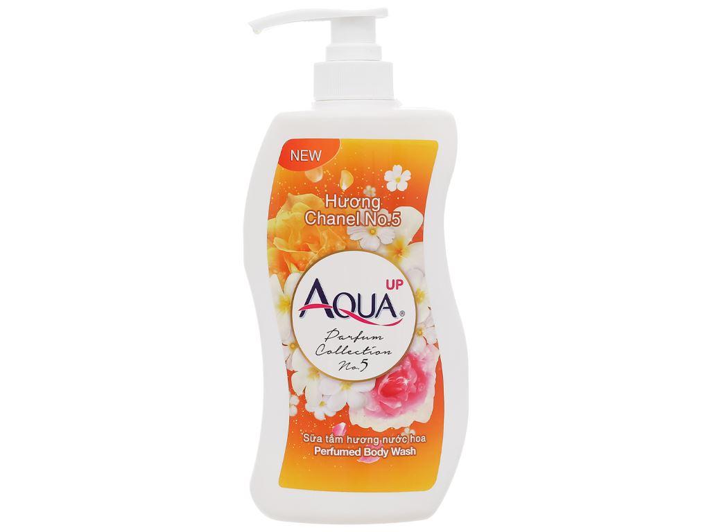 Sữa tắm Aqua up hương nước hoa 700ml 1