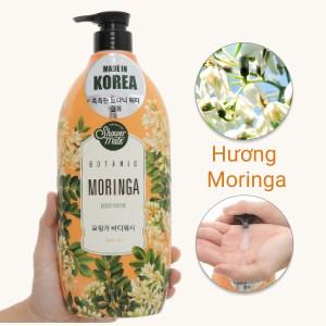 Sữa tắm Shower Mate hương moringa 840ml