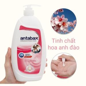 Sữa tắm Antabax trắng sáng (UV Moisture) 850ml