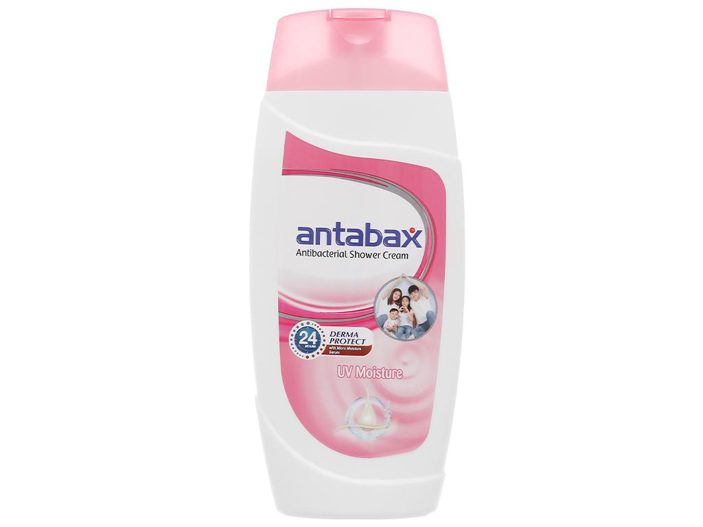 Sữa tắm Antabax trắng sáng (UV Moisture) 250ml 1