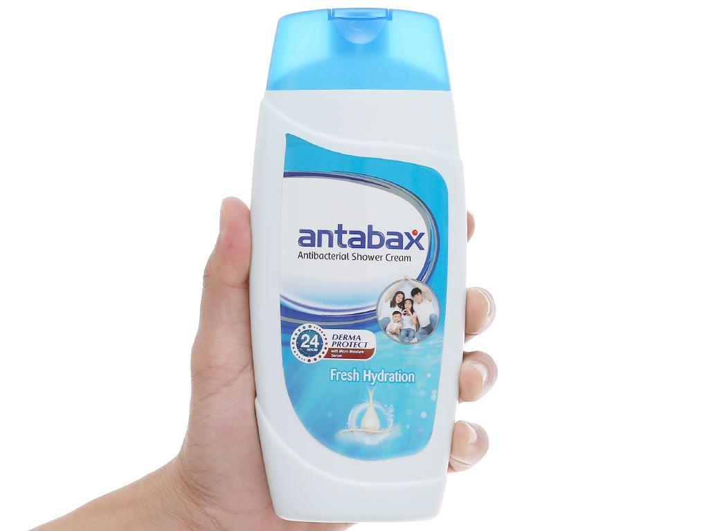 Sữa tắm Antabax sảng khoái (Fresh Hydration) 250ml 4