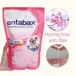 Sữa tắm Antabax trắng sáng (UV Moisture) túi 850ml