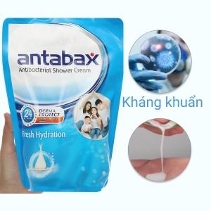 Sữa tắm Antabax sảng khoái (Fresh Hydration) túi 850ml