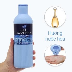 Sữa tắm nước hoa Felce Azzurra cổ điển 650ml