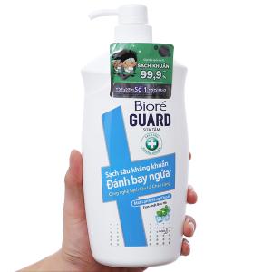 Sữa tắm Bioré mát lạnh sảng khoái 800g