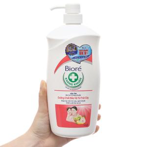 Sữa tắm Bioré dưỡng chất bảo vệ từ trái cây 800g