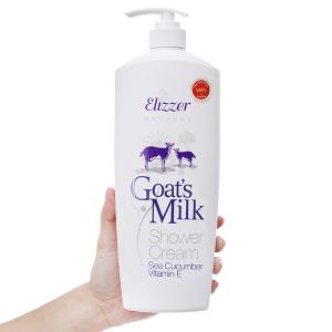 Sữa tắm Elizzer tinh chất sữa dê 1L