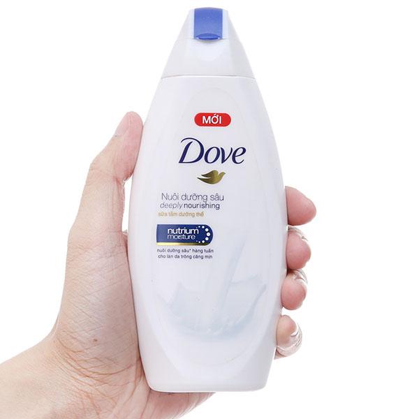 Sữa tắm Dove nuôi dưỡng sâu 180g