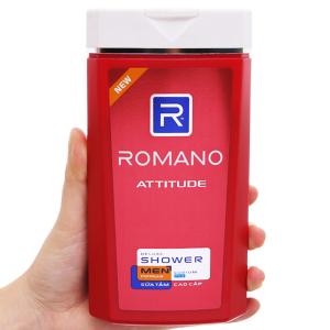 Sữa tắm Romano Attitude 380g
