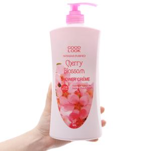 Sữa tắm Good Look trắng da hương thanh khiết 1.2L