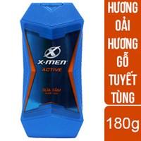Sữa tắm nước hoa X-Men Active chai 180g