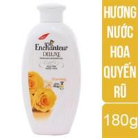 Sữa tắm nước hoa Enchanteur Deluxe Charming chai 180g