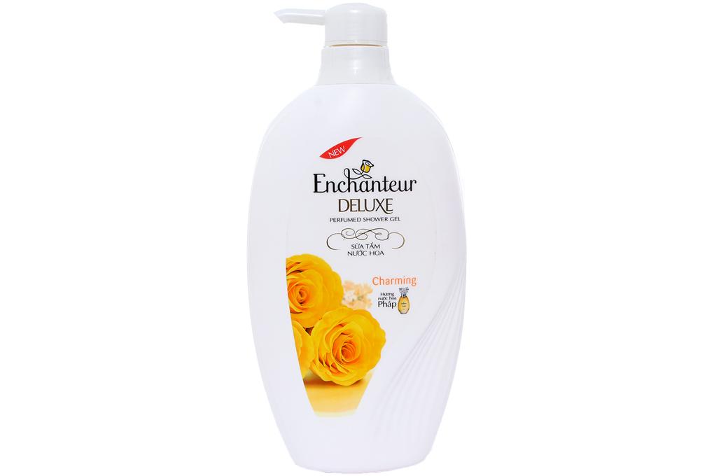 Sữa tắm Enchanteur Deluxe Charming 450g