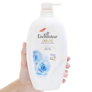 Sữa tắm nước hoa Enchanteur Deluxe Magic 650g