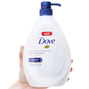 Sữa tắm dưỡng thể Dove dưỡng ẩm chuyên sâu 896ml
