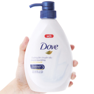 Sữa tắm dưỡng thể Dove dưỡng ẩm chuyên sâu 527ml