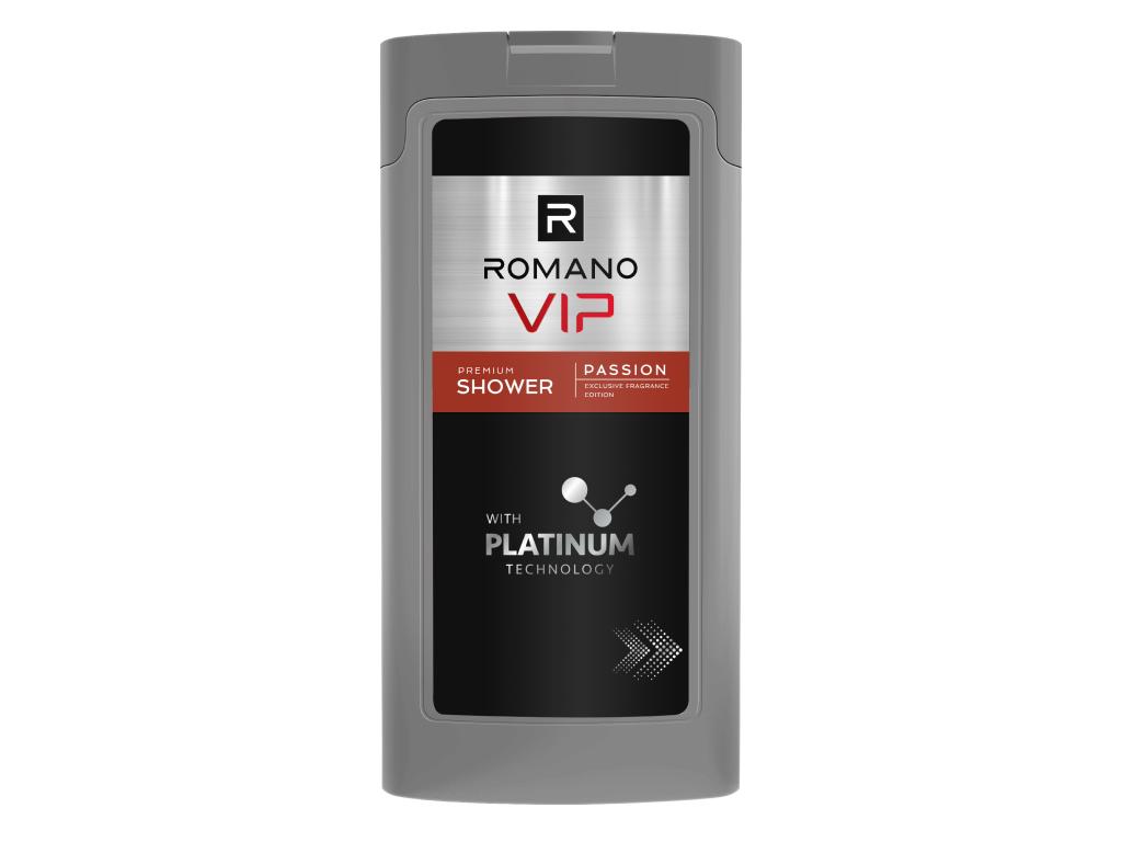 Sữa tắm nước hoa cao cấp Romano Vip 180g 1