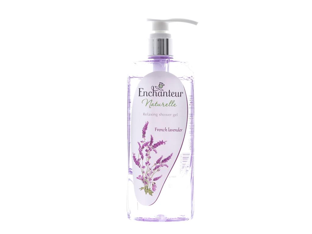 Sữa tắm Enchanteur Lavender 500ml 1