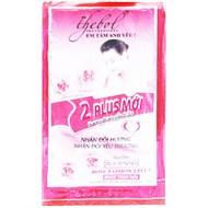 Sữa tắm trắng da Thebol Tinh chất hoa hồng gói 6g (10 gói)