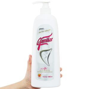Sữa tắm dưỡng da Familiar Luxury 1 lít