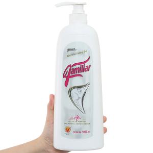 Sữa tắm dưỡng da Familiar Luxury 1l
