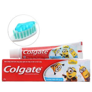 Kem đánh răng cho bé Colgate hương trái cây 40g