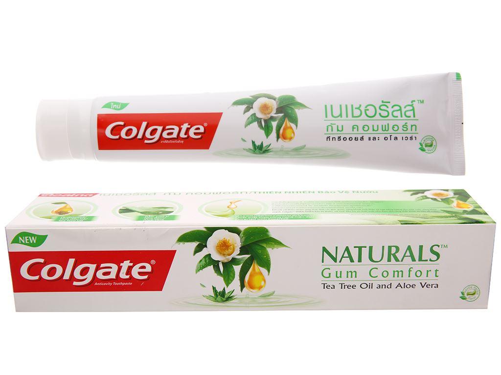 Kem đánh răng Colgate tinh chất dầu trà và lô hội 180g 2