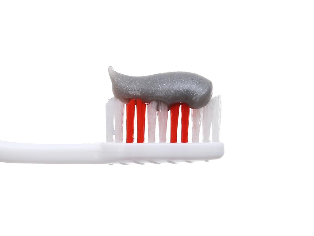 Kem đánh răng P/S bảo vệ 123 trắng răng than hoạt tính 180g 4