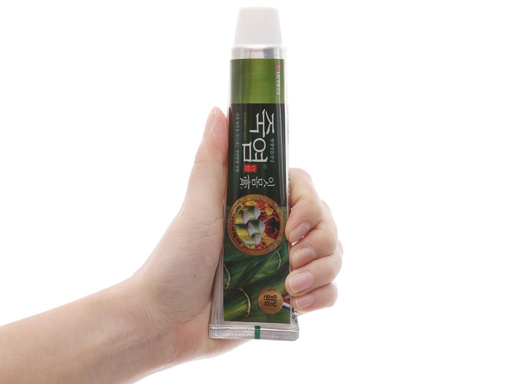 Kem đánh răng Bamboo Salt chăm sóc nướu 120g 5