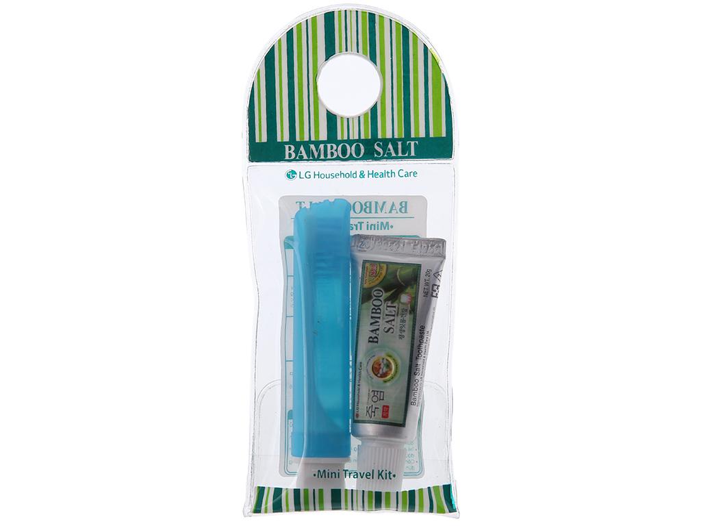 Combo chăm sóc răng miệng Bamboo Salt bộ 2 2