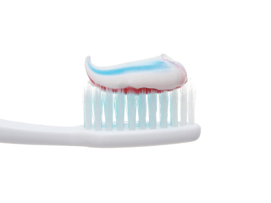 Kem đánh răng Aquafresh bảo vệ răng 24 giờ bạc hà thơm mát 100g 4