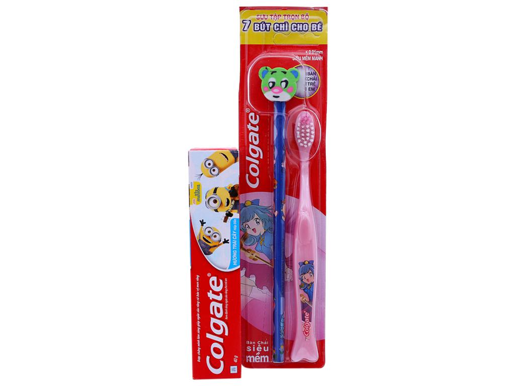 Combo chăm sóc răng miệng Colgate 40g 1