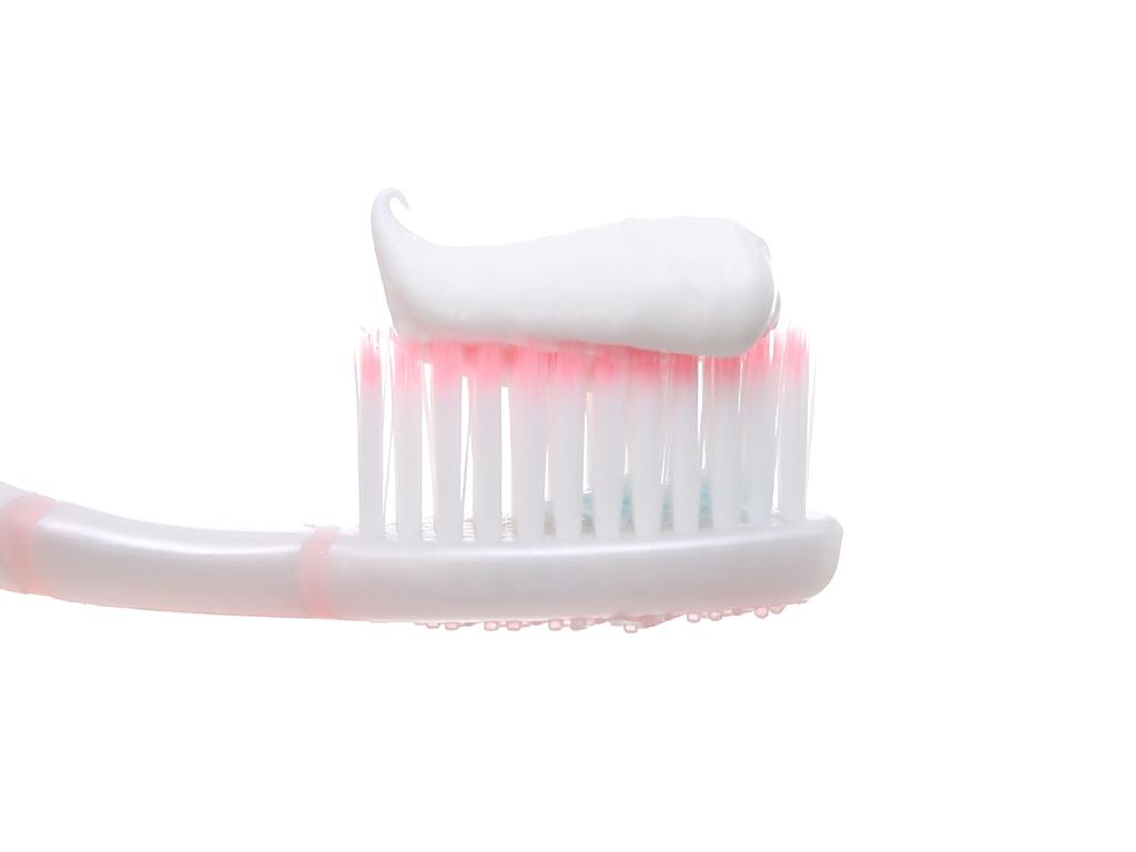 Kem đánh răng Zact Đỏ 190g 4