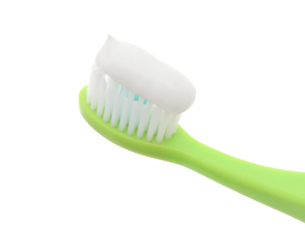 Kem đánh răng cho bé Kodomo hương cam 45g 5