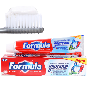 Kem đánh răng Formula Proteksi ngừa sâu răng 160g